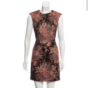 Make Jacquard mini dress with tags